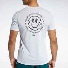 Load image into Gallery viewer, Reebok Speedwick Graphic Men's Running Tee