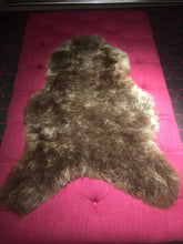 Load image into Gallery viewer, Icelandic Sheepskin Rug - Shaved - Brown