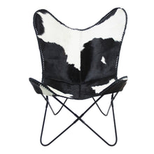 Load image into Gallery viewer, Butterfly Chair – Black