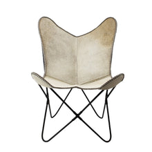 Load image into Gallery viewer, Butterfly Chair – Grey
