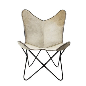 Butterfly Chair – Grey