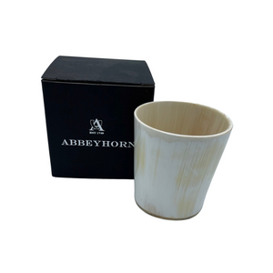 Horn Whisky Tot / Cup