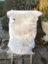 Load image into Gallery viewer, Icelandic Sheepskin Rug - Shaved - Off White  / Oyster