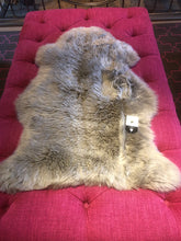 Load image into Gallery viewer, Icelandic Sheepskin Rug - Shaved - Vole