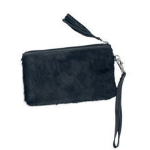 Load image into Gallery viewer, Cowhide Clutch - Tuli - Medium