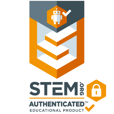 STEM.org Authenticated Educational Product Badge https://bit.ly/2ZUMgvj
