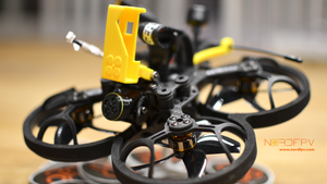 Customising FPV drones with 3D prints