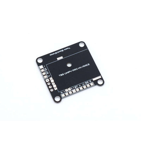 TBS Unify HV/FrSky RX Mounting board