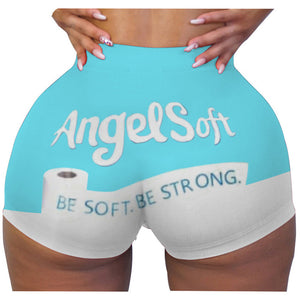 Angel Soft Booty Shorts