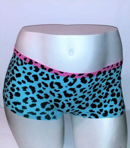 """Pretty Savage"" Boyshort Queen Size"