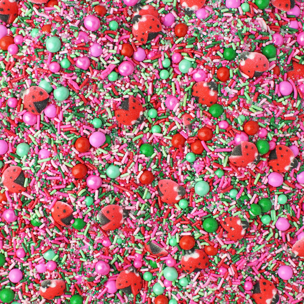 Lady Bug Sprinkle Mix