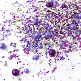 Perfectly Purple Sprinkle Mix