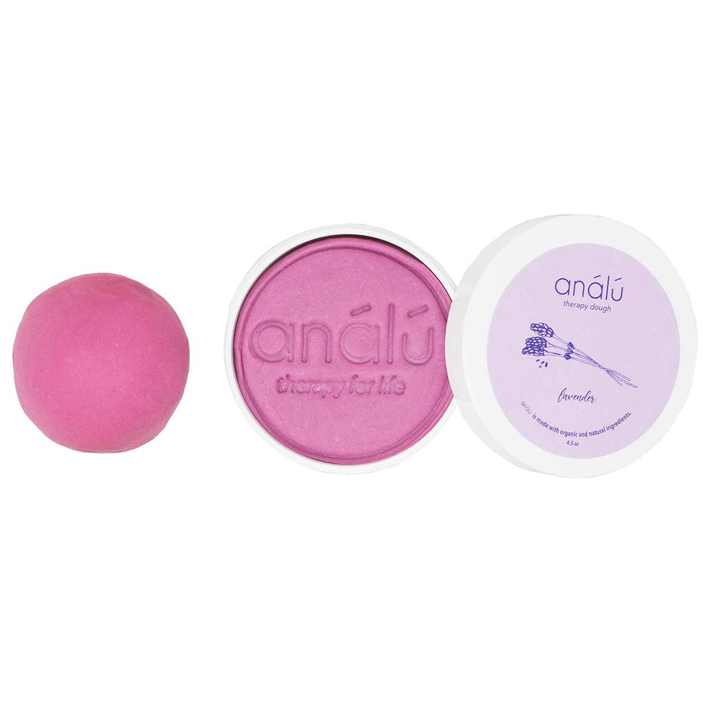 eco-kids - análú lavender therapy dough