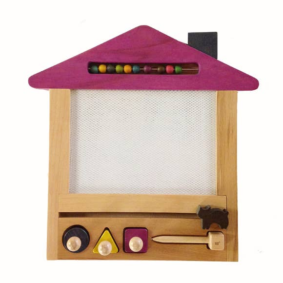 Oekaki House Magic Drawing Board - Cat