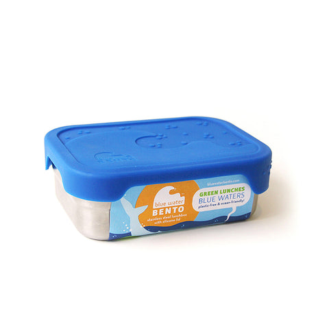 Blue Water Bento Splash Box by ECOlunchbox
