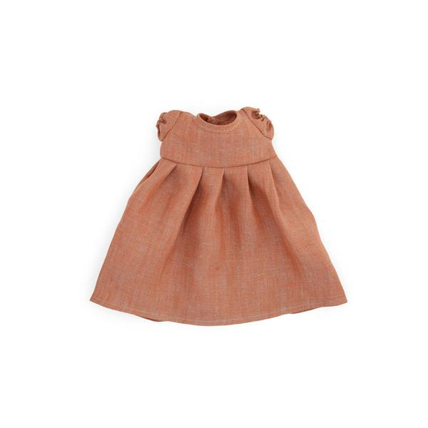 Hazel Village - Linen Dresses for Dolls (Various Colors)