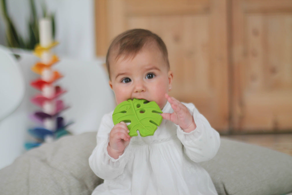 Semilla Set - 3 teethers - 100% Pure Natural Rubber