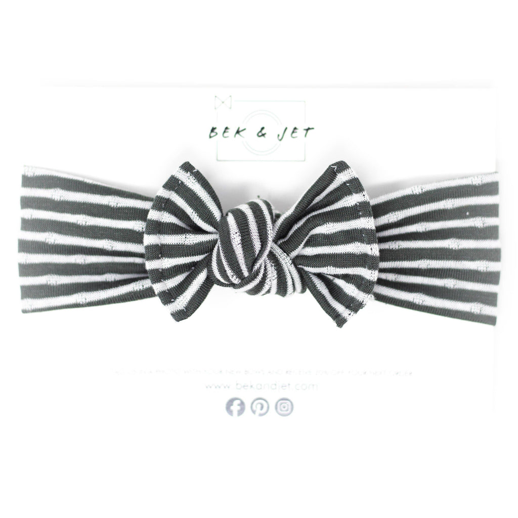 Pin Stripe Headwrap