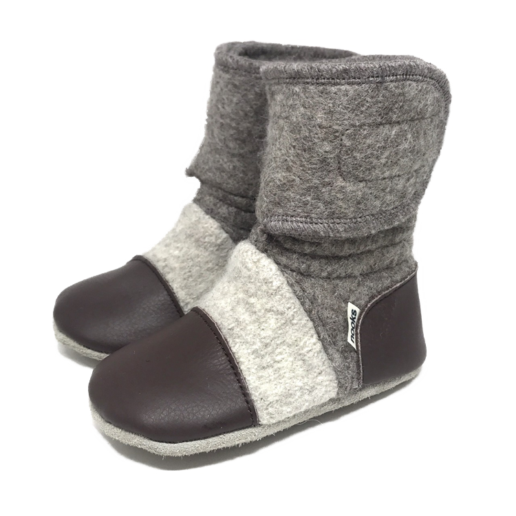 Wool Booties - Coco