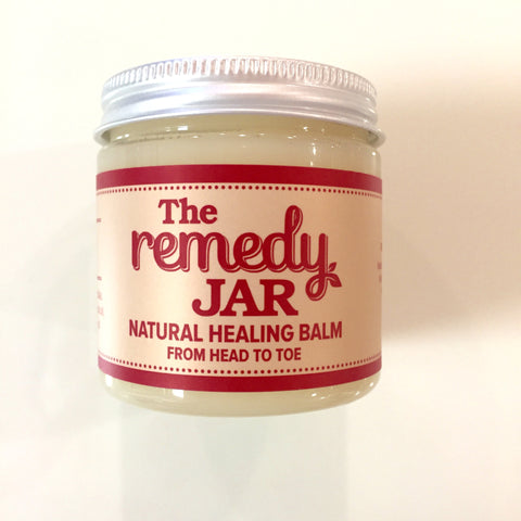 The Remedy Jar- 4 oz