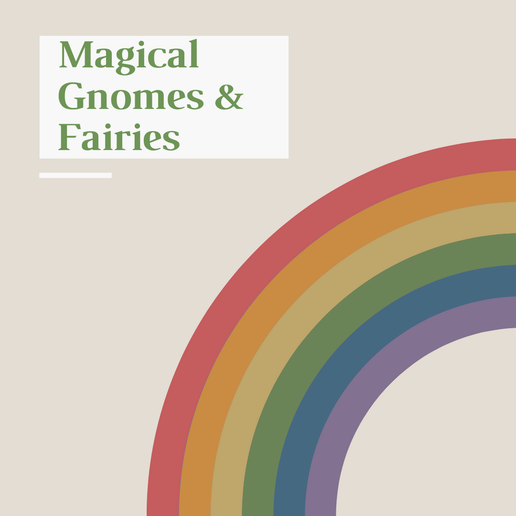 Camp-In-A-Box - Magical Gnomes and Fairies (3-4 yr olds)