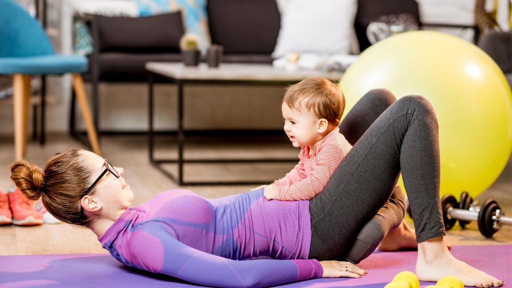Optimal Physical/Core Function: An Exercise Series for Postpartum and Beyond
