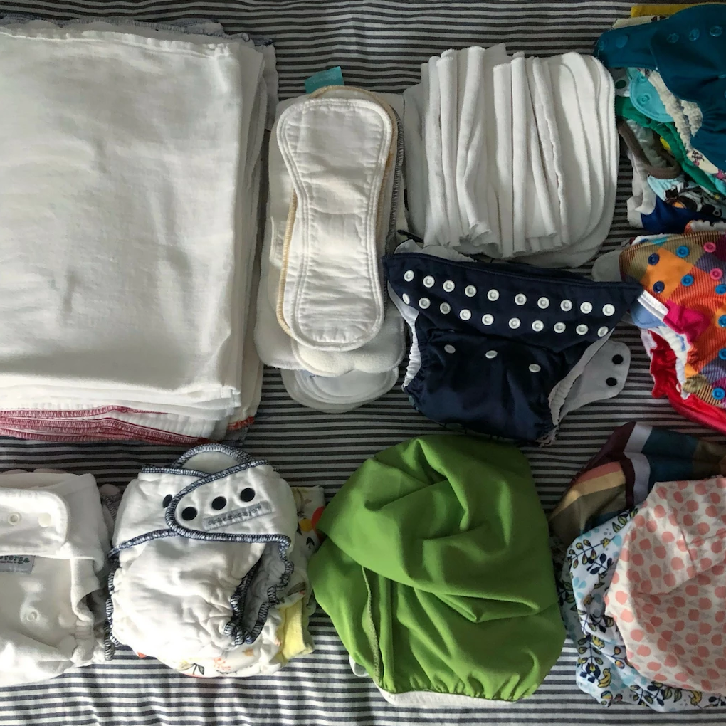 Cloth Diapering Simplified