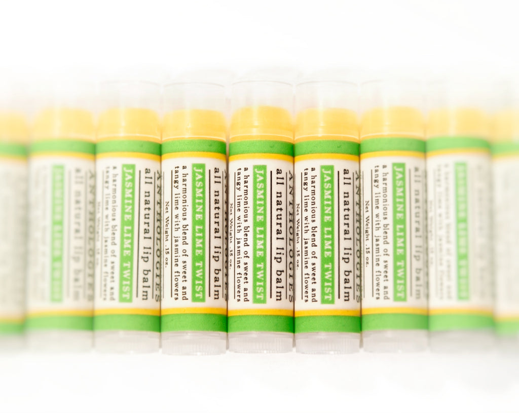 Live Beautifully - Anthology Lip Balms (Loose) Choose Your Flavor