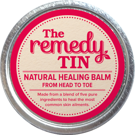 The Remedy Tin- 2 oz