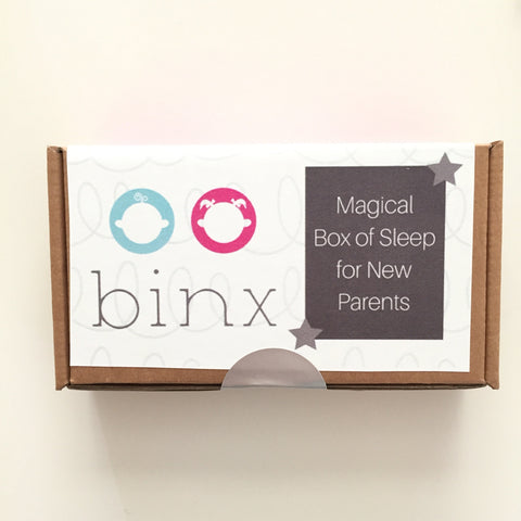 Magical Box of Sleep for New Parents