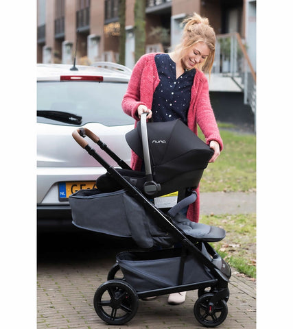 Nuna Tavo Stroller and Pipa Lite Car Seat Travel System (Online Only)