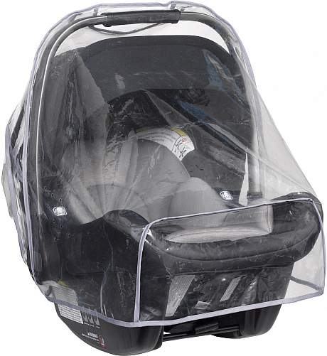 Nuna Pipa Car Seat Rain Cover (Online Only)