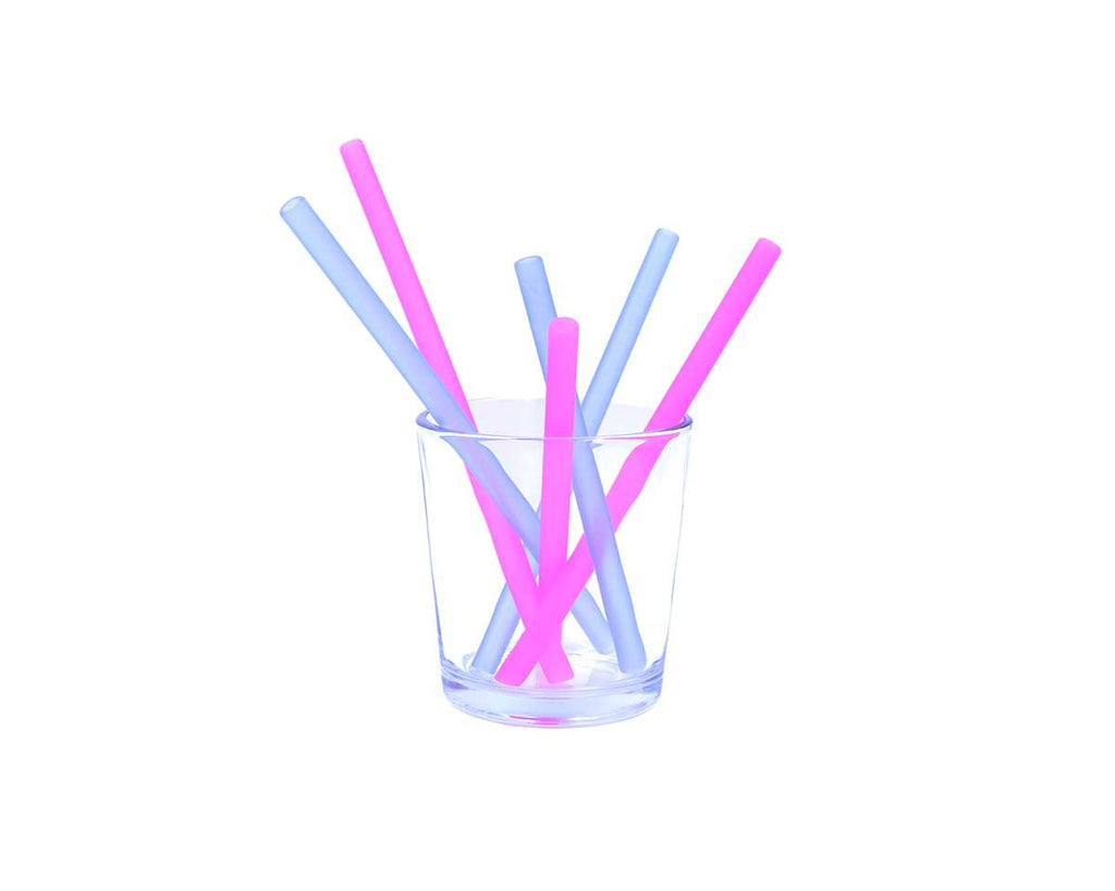 GoSili Straws - 6 Packs