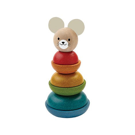 Mouse Stacking Ring