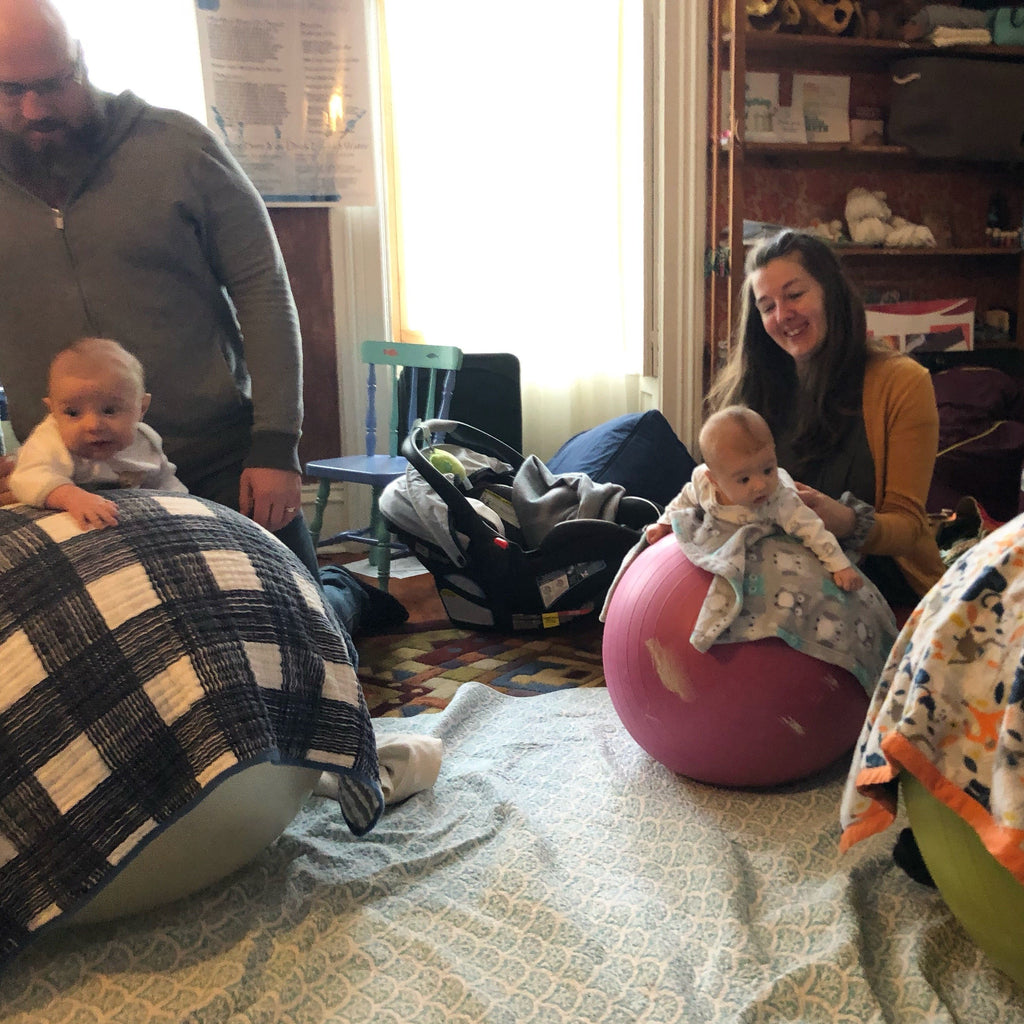 Tummy Time and Developmental Movement for Infants - Albany Family Life Center