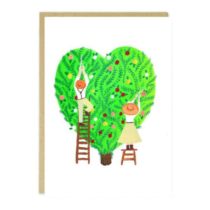 Love & Friendship Card - Royal Jungle