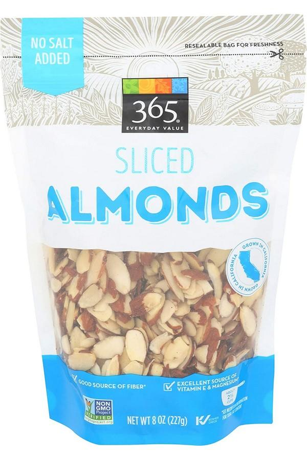 Almendras Fileteadas 222gr
