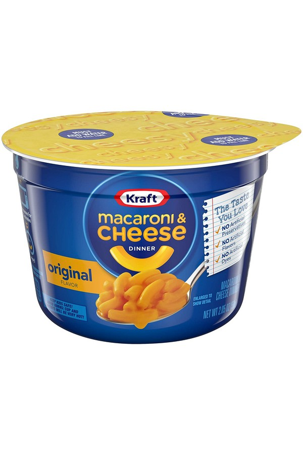 Macaroni & Cheese 58gr