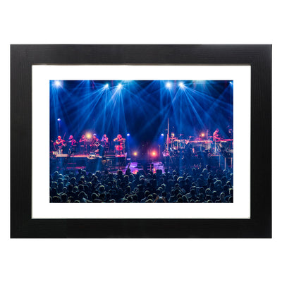 DJ Sasha reFracted Barbican 2017 III By Dan Reid A3 and A4 Prints (framed or unframed)-lnoearth
