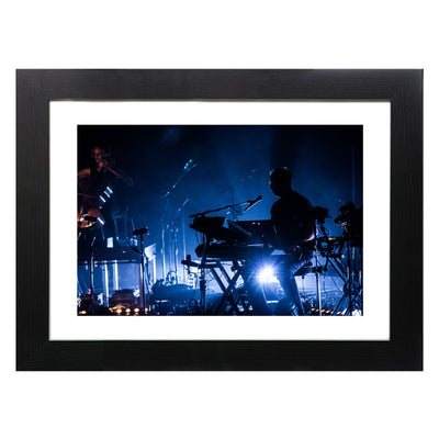 DJ Sasha reFracted Barbican 2017 IV By Dan Reid A3 and A4 Prints (framed or unframed)-lnoearth