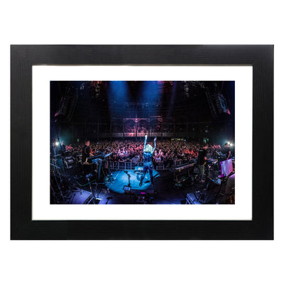 DJ Sasha reFracted Roundhouse 2018 II By Dan Reid A3 and A4 Prints (framed or unframed)-lnoearth