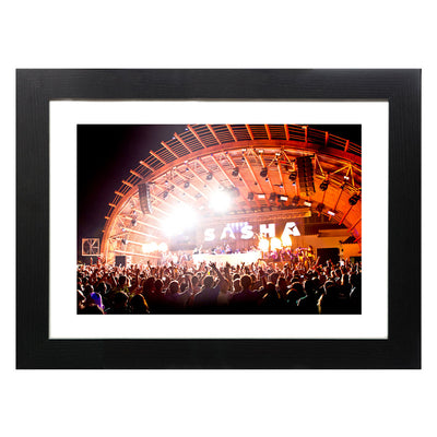 Sasha | Ushuaia | Never Say Never Closing Party 2011 I A3 and A4 Prints (framed or unframed)-lnoearth