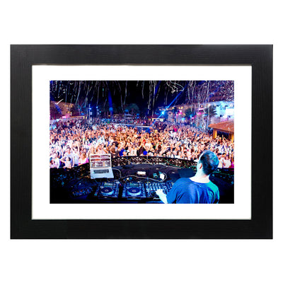 Sasha | Ushuaia | Never Say Never Closing Party 2012 II A3 and A4 Prints (framed or unframed)-lnoearth