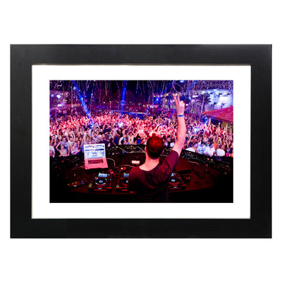 Sasha | Ushuaia | Never Say Never Closing Party 2012 III A3 and A4 Prints (framed or unframed)-lnoearth