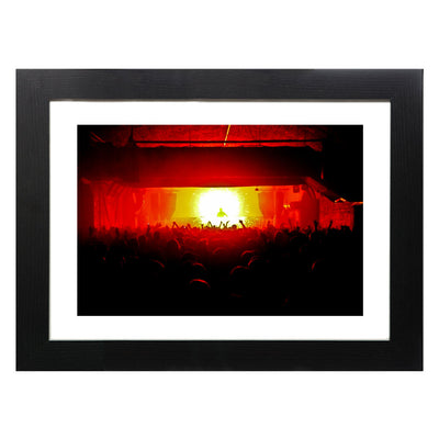 Sasha | Warehouse Project Dec 2010 I A3 and A4 Prints (framed or unframed)-lnoearth