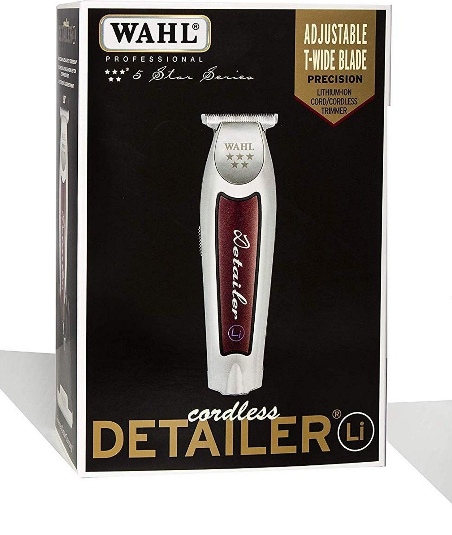 WAHL PROFESSIONAL 5 STAR CORDLESS DETAILER® TRIMMER