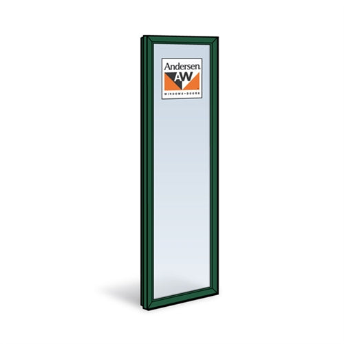 Andersen C6 Casement Sash with Low-E4 Glass in Forest Green Color