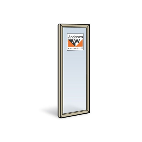 Andersen CR55 Casement Sash with Low-E4 Glass in Sandtone Color