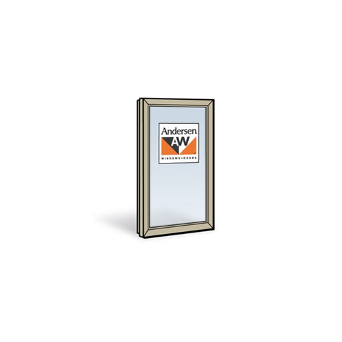 Andersen CN35 Casement Sash with Low-E4 Glass in Sandtone Color