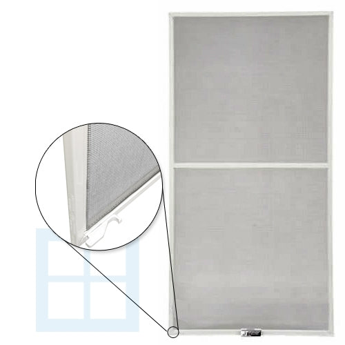 Andersen 244DH3446 200 Series Double Hung Screen White
